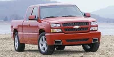 2004 Chevrolet Silverado Ss Spec Performance
