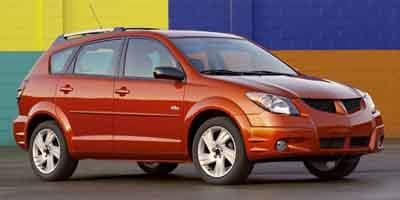 2004 Pontiac Vibe Prices and Values Wagon 4D GT (6 Spd)