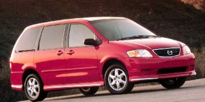 2000 Mazda MPV Prices and Values Wagon DX