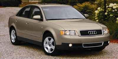 2004 Audi A4 Prices and Values Sedan 4D 1.8T Quattro