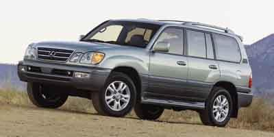 2004 Lexus LX 470 Utility 4D 4WD Specs and Performance | Engine, MPG