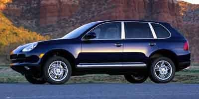2004 Porsche Cayenne Prices and Values Utility 4D S 4WD (V8)
