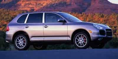 2004 Porsche Cayenne Prices and Values Utility 4D Turbo 4WD (V8)