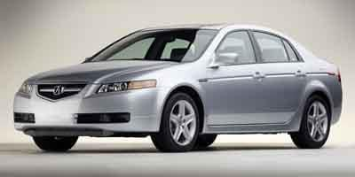 Acura TL Sedan D Specs And Performance Engine MPG - 2004 acura tl performance