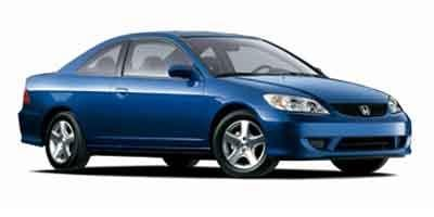 2004 Honda Civic Coupe 2D EX