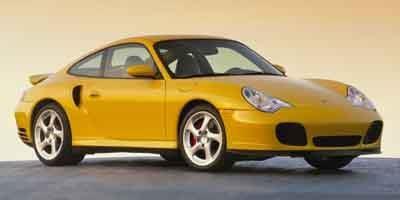 2004 Porsche 911 Prices and Values Coupe 2D Turbo AWD
