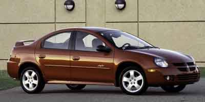 2003 Dodge Neon Prices and Values Sedan 4D R/T