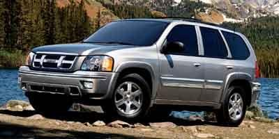 2004 Isuzu Ascender Prices and Values Utility 4D LS 2WD