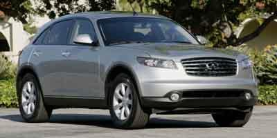 2004 INFINITI FX35 Prices and Values FX35 Touring AWD