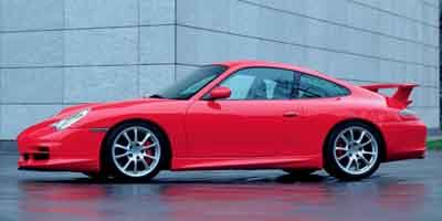 2004 Porsche 911 Prices and Values 2 Door Coupe