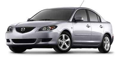 2004 Mazda Mazda3 Prices and Values Sedan 4D i