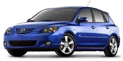 2004 Mazda Mazda3 Prices and Values Wagon 5D s