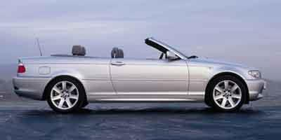 2004 Bmw 3 Series Convertible 2d 325ci Expert Reviews Pricing