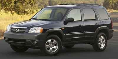 2004 Mazda Tribute Prices and Values Utility 4D LX 2WD
