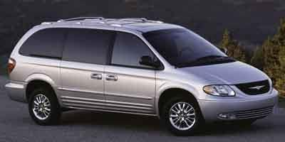 Chrysler town and country specs