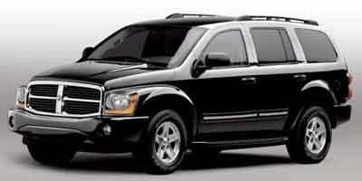 2004 Dodge Durango Prices and Values Utility 4D Limited 2WD