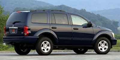 2004 Dodge Durango Prices and Values Utility 4D Limited 4WD