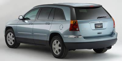 2006 Chrysler Pacifica Reviews And Ratings