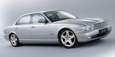 2005 Jaguar XJ Prices and Values Sedan 4D L