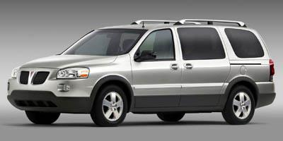 2005 Pontiac Montana SV6 Prices and Values Wagon Extended 4D Base