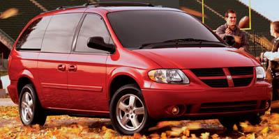 2005 Dodge Caravan Prices and Values Caravan SE