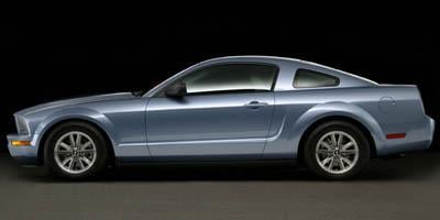 2007 Ford Mustang Coupe 2d Specs And Performance Engine Mpg