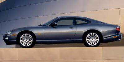 2005 Jaguar XK8 Prices and Values Coupe 2D