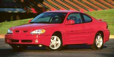 2000 Pontiac Grand Am Prices and Values Coupe 2D