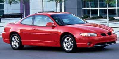 2000 Pontiac Grand Prix Prices and Values Coupe 2D GTP