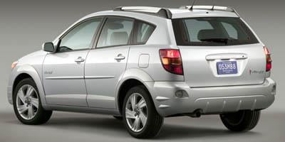 2005 Pontiac Vibe Prices and Values Wagon 4D GT (6 Spd)