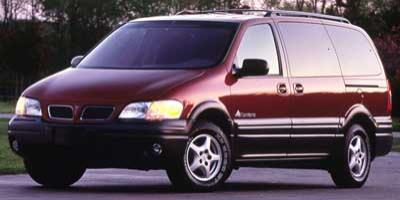 2000 Pontiac Montana Prices and Values Wagon Extended 4D