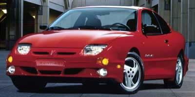 2000 Pontiac Sunfire Prices and Values Coupe 2D