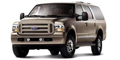 Ford Excursion Spec Performance Utility D Limited Wd Specifications