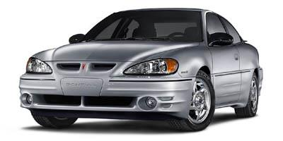 2005 Pontiac Grand Am Prices and Values Coupe 2D