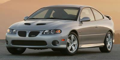 2005 Pontiac GTO Prices and Values Coupe 2D