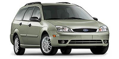 Used 2007 Ford Focus Choose Mileage And Options For The Wagon 4d Zxw Ses Trim Level