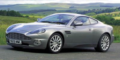 2004 Aston Martin Vanquish Prices and Values 2 Door Coupe