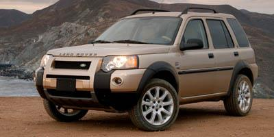 2005 Land Rover Freelander Utility 4D SE AWD Specs and Performance ...