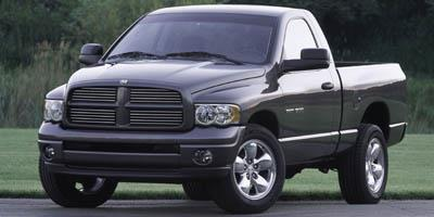2005 Dodge Ram 1500 Prices and Values Regular Cab SLT 2WD