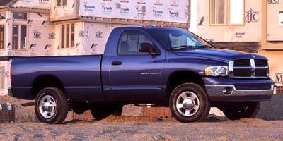 2006 Dodge Ram 2500 Prices and Values Regular Cab SLT 2WD