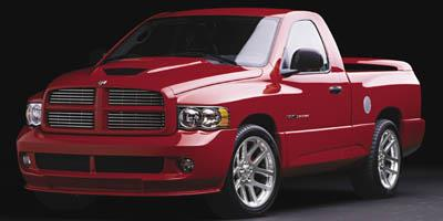 2005 Dodge Ram SRT-10 Prices and Values RC SRT-10 2WD (V10)