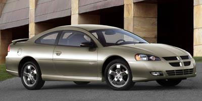 2005 Dodge Stratus Cpe Prices and Values Coupe 2D R/T