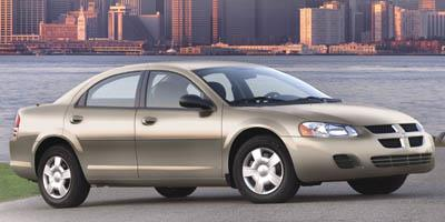 2005 Dodge Stratus Sdn Prices and Values Sedan 4D SXT