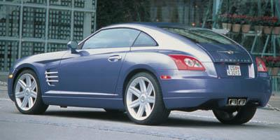 2005 Chrysler Crossfire Reviews And Ratings Coupe 2d Limited