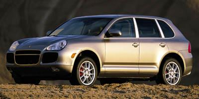 2005 Porsche Cayenne Prices and Values Utility 4D Turbo 4WD (V8)