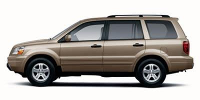 Delightful 2005 Honda Pilot Spec U0026 Performance. Utility 4D EX L 4WD Specifications And  Pricing