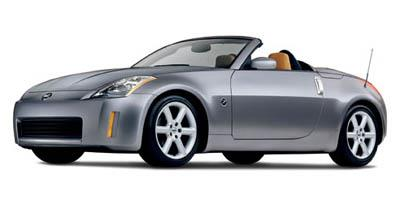 2005 Nissan 350Z Prices and Values Roadster 2D GT