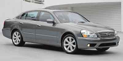 2005 INFINITI Q45 Prices and Values Sedan 4D Premium