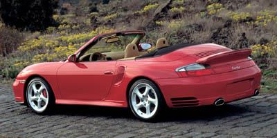 2005 Porsche 911 Prices and Values Cabriolet 2D AWD