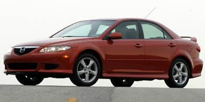2005 Mazda Mazda6 Prices and Values Sedan 4D i
